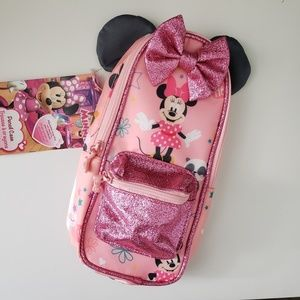 Minnie Mouse Backpack Pencil Case